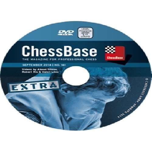 دانلود ChessBase Magazine Extra 161-full dvd