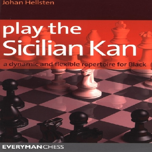 دانلود کتاب سیسیلی کان Play the Sicilian Kan: A dynamic and flexible repertoire for Black