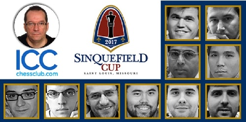 کاپ سینکفیلد (قسمت دوم) Sinquefield Cup 2017 part 2