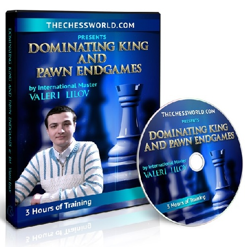 تسلط بر آخربازی شاه و پیاده Dominate King and Pawn Endgames