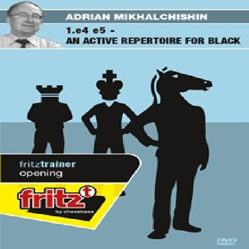 کارنامه بازیکنان فعال در Mikhalchishin - 1e4 e5-An active repertoire for Black   e4  e5