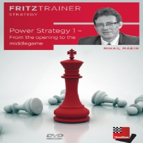قدرت استراتژی 1  Power Strategy 1 - From The Opening To The Middlegame
