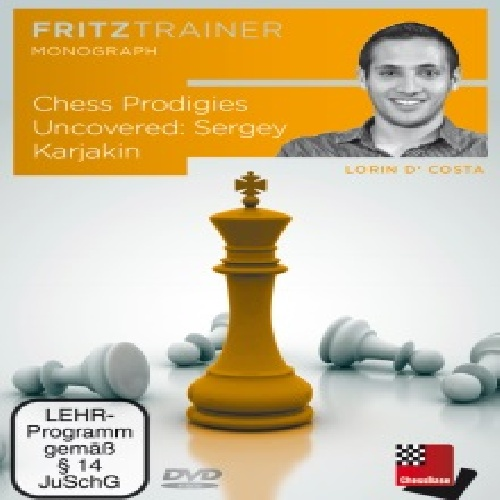 نوابغ شطرنج کشف می شوند : سرگئی کاریاکین Chess Prodigies Uncovered: Sergey Karjakin