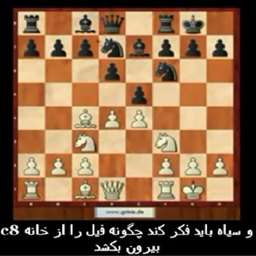 آموزش تئوری گشایشها -دفاع فیلیدور-زیرنویس فارسی