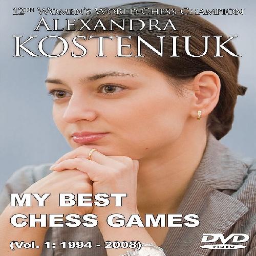 فیلم آموزشی شطرنج توسط قهرمان زنان جهان ALEXANDRA KOSTENIUK