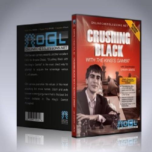 امپراتوری شطرنج شماره 68 خرد مقابله با گامبی شاه Crushing Black with the Kings Gambit