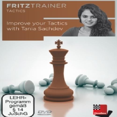 فیلم آموزش شطرنج الگوها و بهبود تاکتیک شما Improve your Tactics