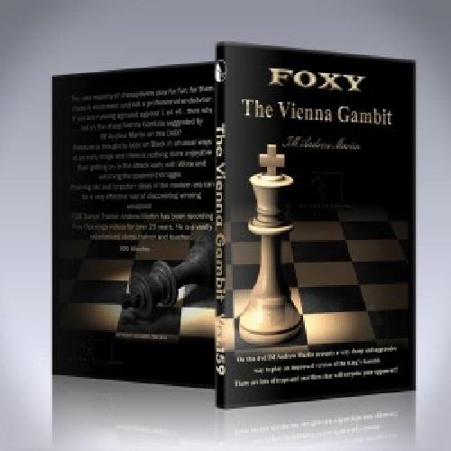 فیلم آموزش کامل گشایش وینی FOXY OPENINGS - Volume 159 - Vienna Gambit